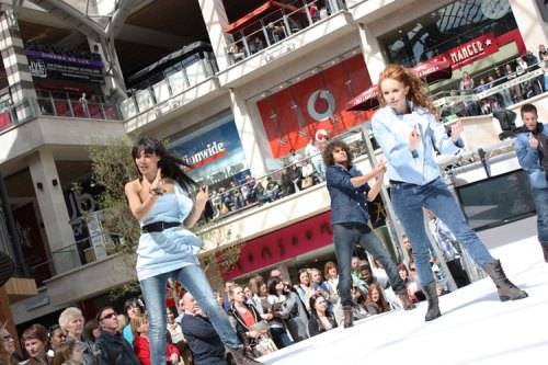 Double denim from Zara, Next, Reiss and Dorothy Perkins