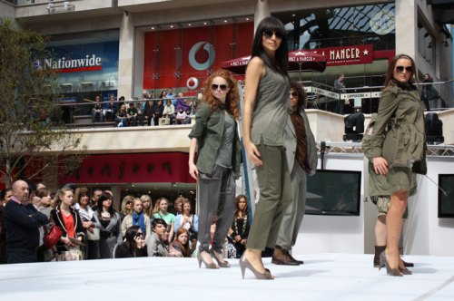 Military looks by House of Fraser