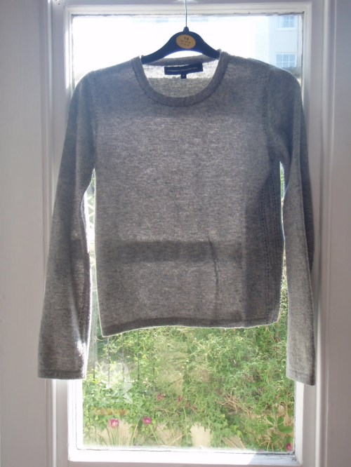 French Connection grey jumper