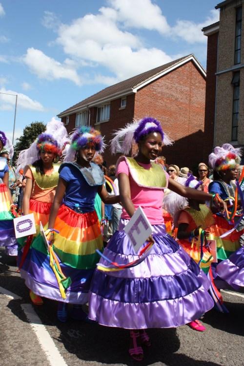 carnival rainbow brights