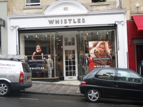 Whistles Park Street