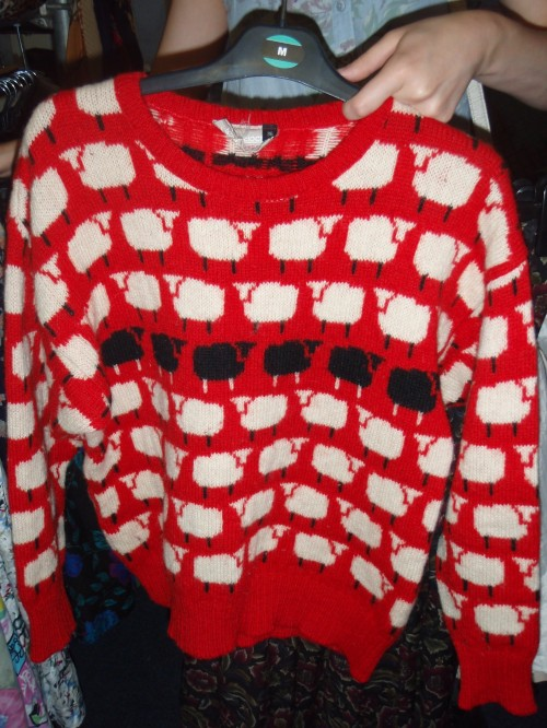 retro jumper, Goldmine