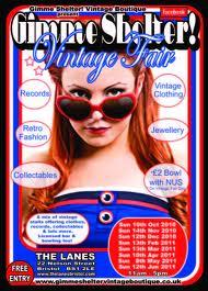 gimme shelter vintage fair