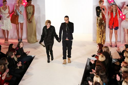 Gok Wan and Brix Bristol catwalk