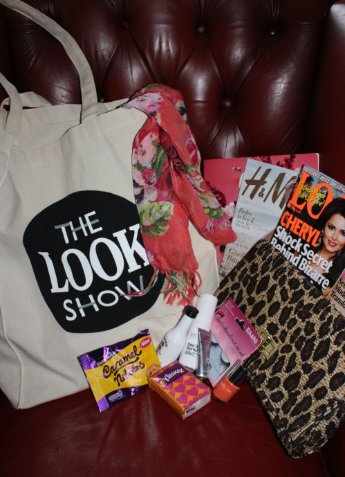 LOOK-Show-goody-bag