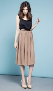 Primark 2-in-1 chiffon dress