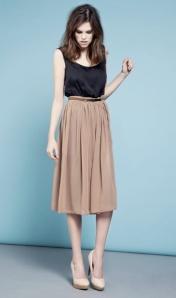 Primark 2-in-1 chiffon dress
