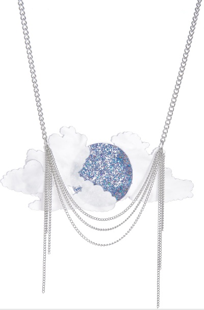Tatty Devine Halcyon Skies necklace