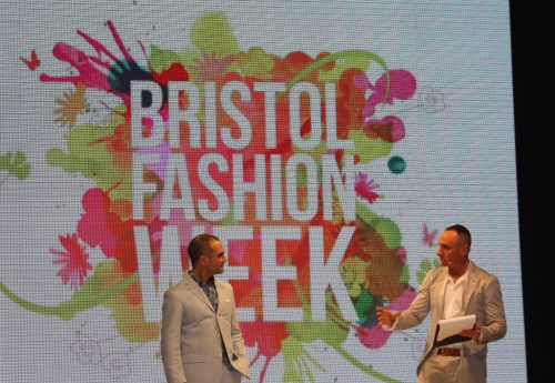 Andrew Barton and Mark Hayes present Bristol Fashion Week