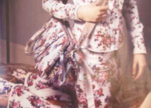 D&G floral bag Marie Claire