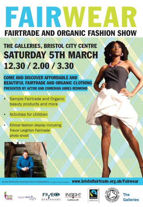 Fairwear Fashion Show 2011