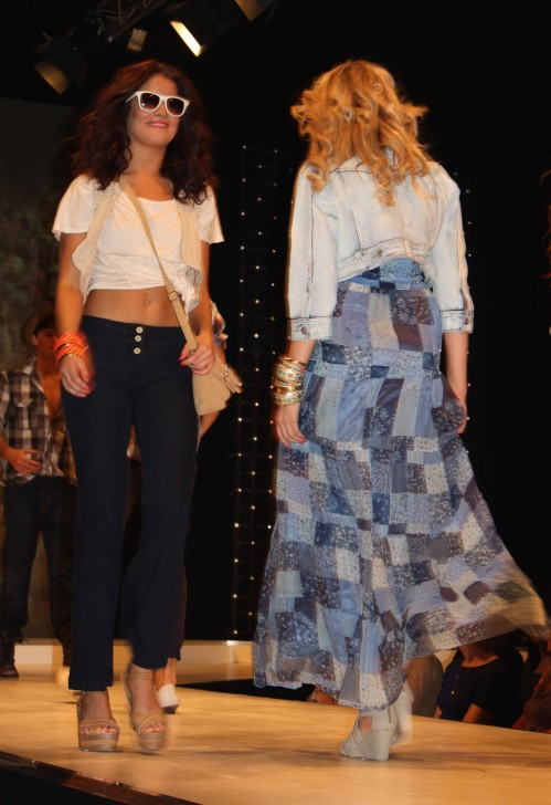 Oasis at Bristol Fashion Week