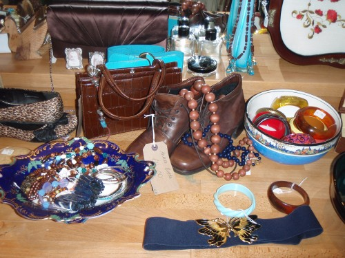 Accesories galore at Clic Shop