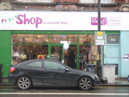 Clic Shop on Gloucester Road