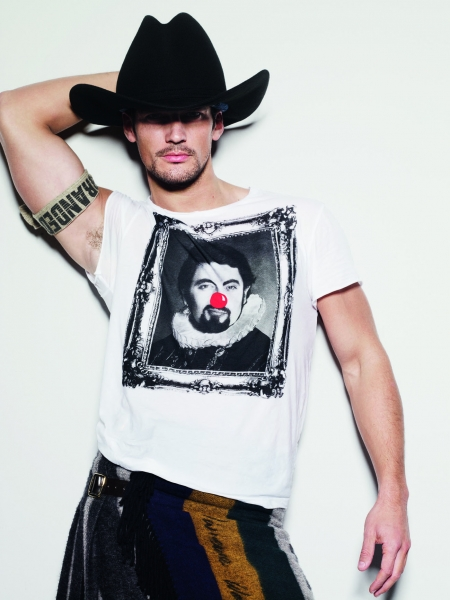 TK Maxx Comic Relief David Gandy