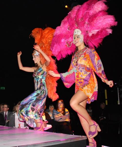 Wallis channel Rio at Bristol Fashion Week