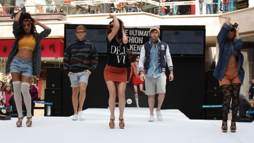 Urband Outfitters S/S 11 Cabot Circus