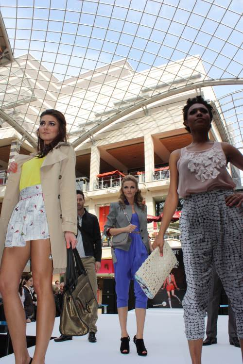 Cabot Circus Fashion Weekender S/S 11