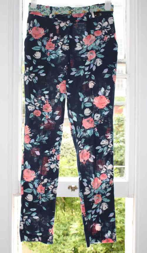 Primak floral trousers