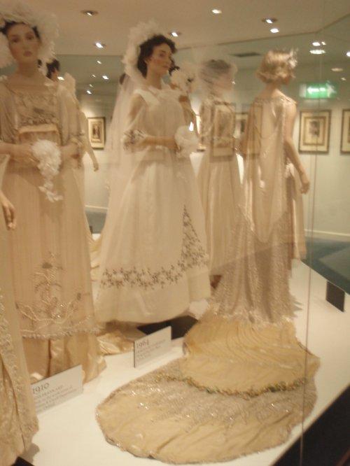 Bath Fashion Museum royal wedding dresses