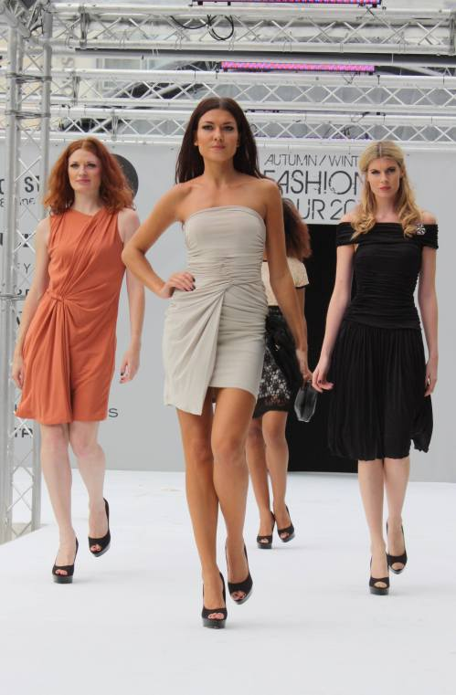 Cabot Circus Fashion Weekender A/W11 Mango eveningwear