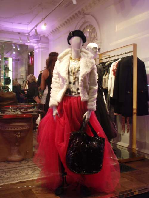 Excess and glamour at Juicy Couture