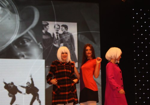 Winter coats with a 60s theme at Wallis A/W11