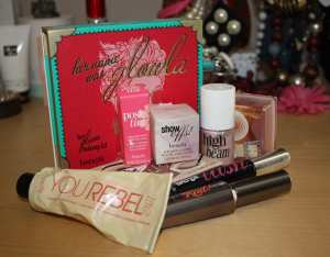 My Benefit make-up collection
