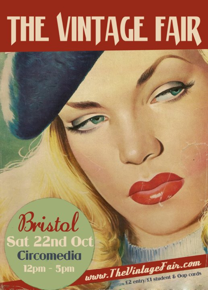 Bristol Vintage Fair Oct 11