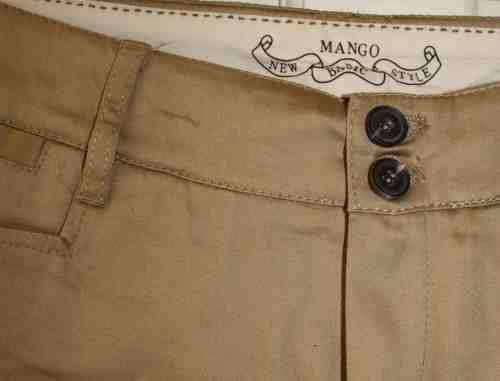 Mango chino details
