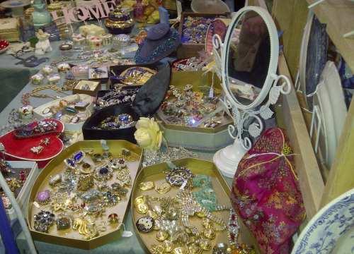 Ashton Gate flea market