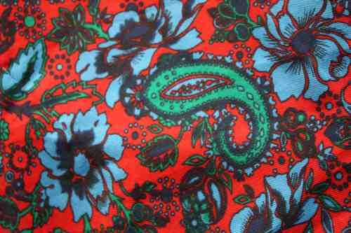 scarf detail