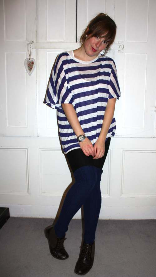 Stripe Zara t-shirt