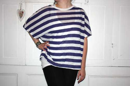 Striped Zara tee
