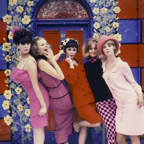Norman Parkinson Life magazine 1963