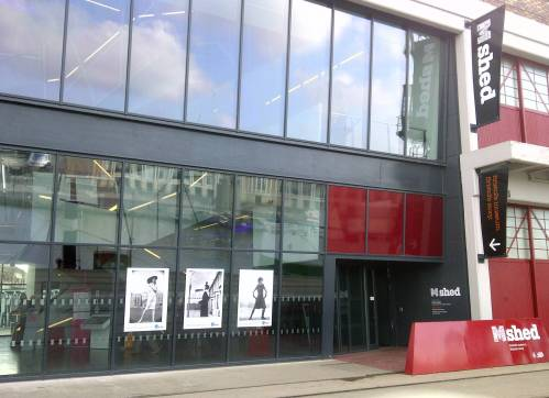 M Shed museum Bristol