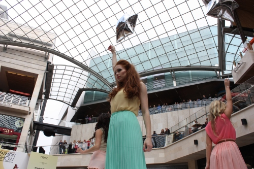 New Look S/S12 cabot Circus