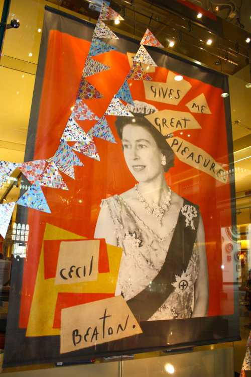 V&A Jubilee poster