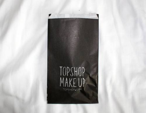 Topshop Make Up: Lips in Brighton Rock
