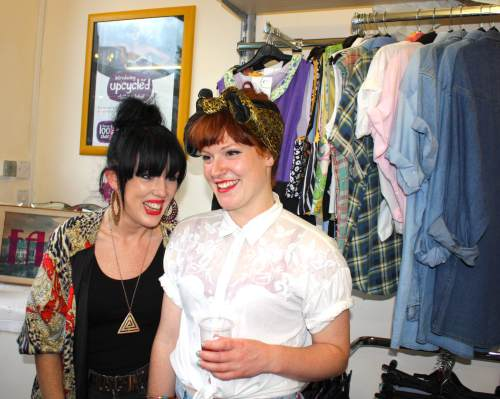 Gemma and Ruth, Fix Up Look Sharp design duo
