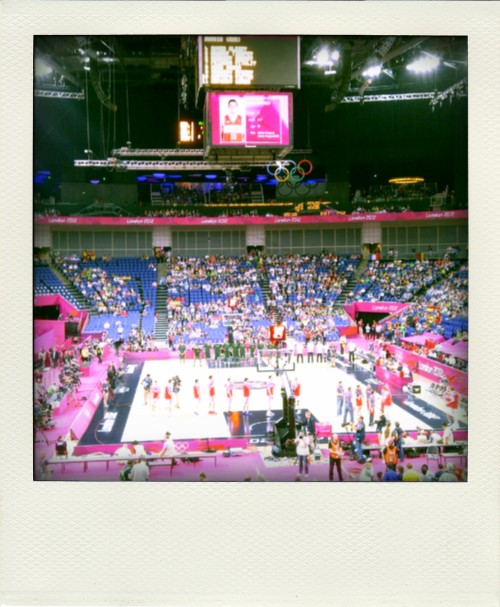 Olympic Men's Basketball London 2012