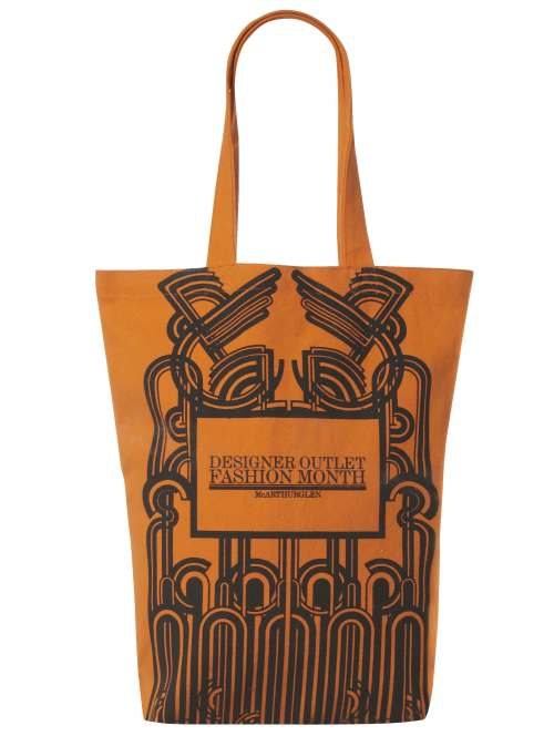 Holly Fulton Designer Outlet Fashion Month tote