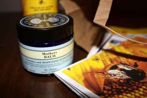 NYR Mothers Balm