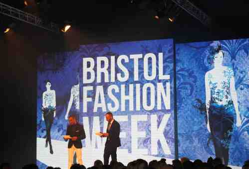 Andrew Barton and Mark Heyes at BFW