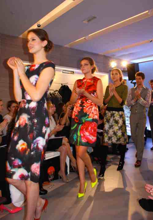 HN Bristol A/W fashion show