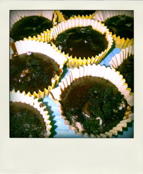 Chocolate Oreo cakes