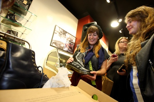Dr Martens Bristol launch party | Ship-Shape and Bristol Fashion