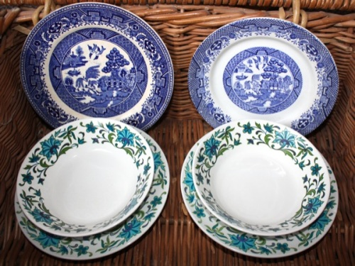 Vintage crockery | Ship-Shape and Bristol Fashion