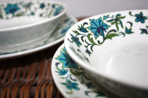 Midwinter 60s crockery | Ship-Shape and Bristol Fashion
