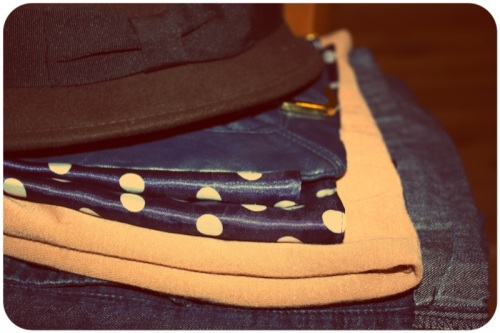Clothes swap goodies   Ship-Shape and Bristol Fashion